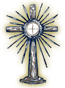 Eucharistic Adoration Icon
